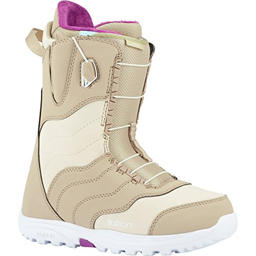 Burton Mint Snowboard Boot 2018 - Women's Tan 7.5 by Burton