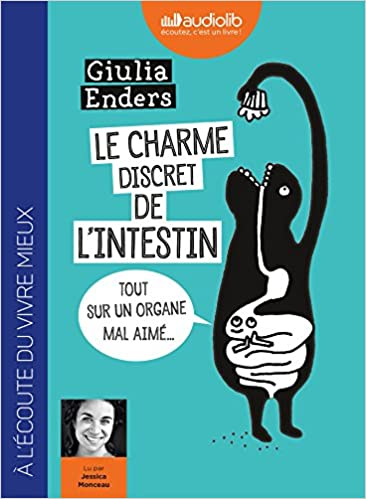 Le Charme Discret De L Intestin Livre Audio 1 Cd Mp3
