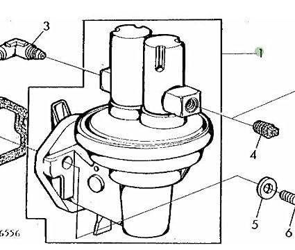 Amazon Com John Deere Original Equipment Fuel Pump Re42211