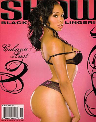 (SHOW Black Lingerie (Cubana Lust))