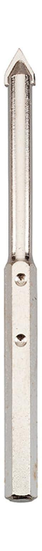 KWB 4994-10 Zentrierbohrer f/ür hartmetallbestreute Lochs/ägen