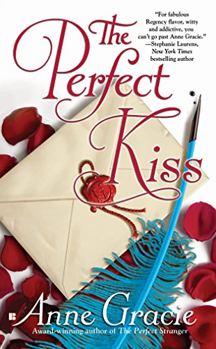 The Perfect Kiss (Merridew Series Book 4) cover