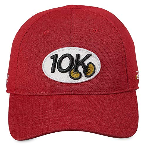 Disney Mickey Mouse runDisney Baseball Cap for Adults - 10K - -
