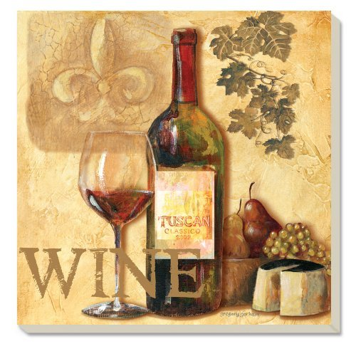 UPC 781147592176, CounterArt Absorbent Coasters, Tasting Notes, Set of 4 by CounterArt