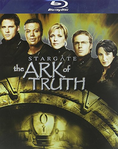 Blu-ray : Stargate: The Ark Of Truth [Widescreen] (, Dubbed, Dolby, AC-3, Digital Theater System)