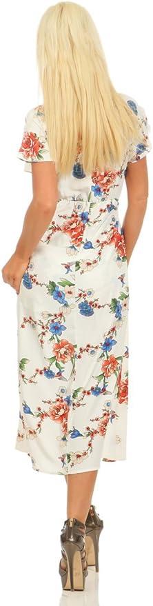 Fashion4Young 3988 Damen Jeans Hotpants Denim Shorts Kurze Hose Hot Pants Jeans High-Waist Slim-Fit