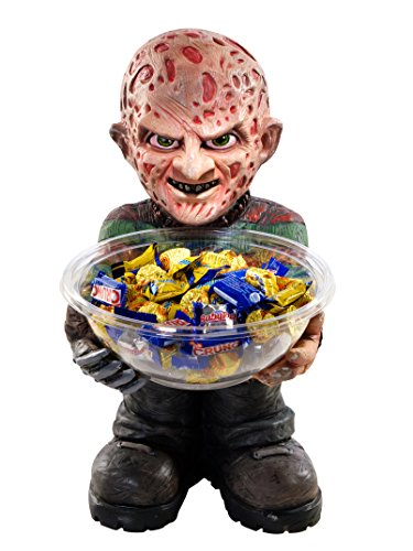 Rubie's A Nightmare on Elm Street Freddy Krueger Candy Bowl Holder -