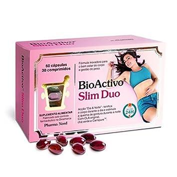 Bio Slim Duo 60 Caps 30 Tabs by Pharma Nord
