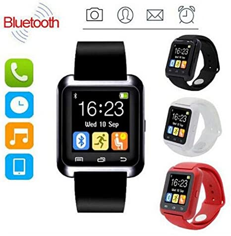 Bluetooth inteligente reloj U80 reloj inteligente anti-lost ...