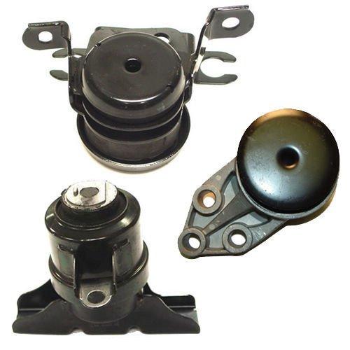 Ford Escape Manual Transmission - For 2001-2004 Ford Escape 2.0/3.0L Engine Motor & Trans. Mount Set 3PCS YL8Z-6068-AA, 3L8Z-6038-EA, 3L8Z-6038-EA, A5304, A5292, A5293