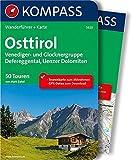 Osttirol: Wanderführer mit Extra Tourenkarte zum Mitnehmen. (KOMPASS-Wanderführer, Band 5620)