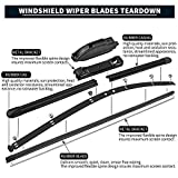 MIKKUPPA Rear Wiper for Ford Explorer