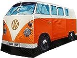 Cheap VW Volkswagen T1 Camper Van Adult Camping Tent – Orange – Multiple Color Options Available