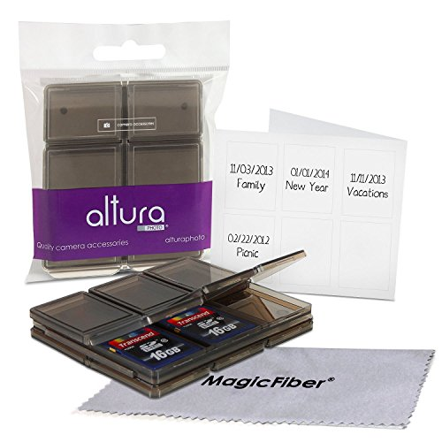 Pack Altura Photo Memory Card