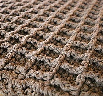 Hilo de algodón de 5 mm. Hilo de algodón grueso. Ovillo de lana para tejer. Ovillo de lana XL. Hilo de crochet moderno. Hilo de cordón. Hilo extra grande para crochet. Decoración