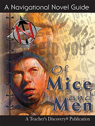Of Mice and Men Novel Guide Book (Summary Of Chapter 6 Of Mice And Men)