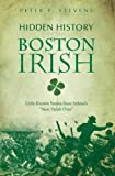 "Hidden History of the Boston Irish: Little-Known Stories from Ireland's ""Next Parish Over"""