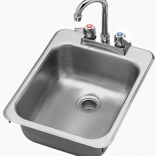 Advance Tabco DI110-2X Drop In Sink - (1) 10
