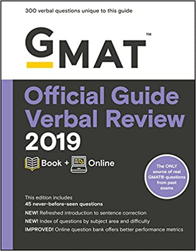Official Guide Gmat Verbal Review 2015 Pdf