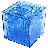 Money Maze Coin Bank 3D Puzzle Box Gift Holder Prize Storage