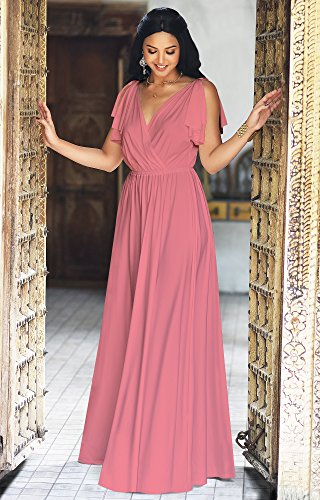 b1941be87dc ... Wedding Party Guest Bridesmaid Bridal Formal Cocktail Summer  Floor-Length Gown Gowns Maxi Dress Dresses