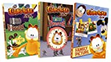 The Garfield Show (Dino Diggers / Time Twister / Family Picture) (3-pack Collection)