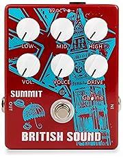 Caline CP-58 British sound Overdrive unidad de disco óptico