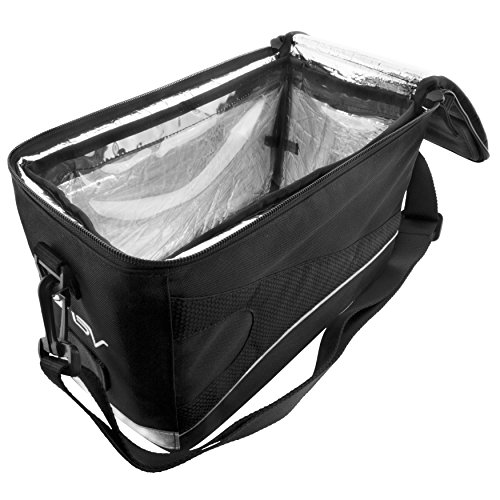 BV Insulated Trunk Cooler Bag for Warm or Cold Items, Shoulder Strap & Quick-Access Lid Opening by BV (Image #4)