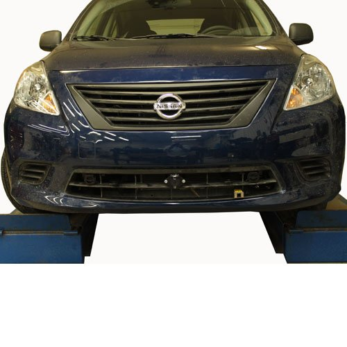 Blue Ox BX1846 Baseplate for Nissan Versa