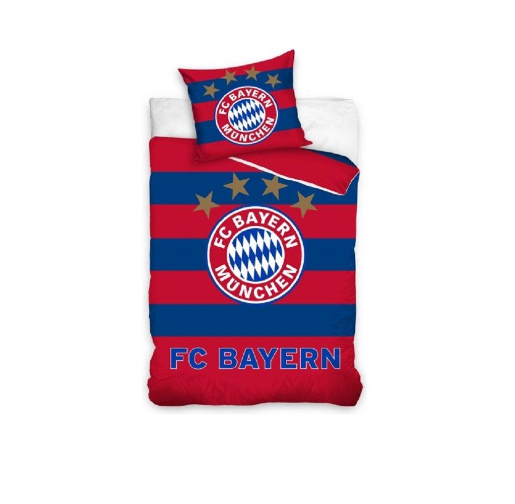 FC Bayern München Bettwäsche 140x200 + 70x80 cm multi) FCB