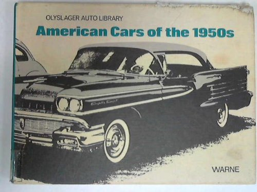 American Cars of the 1950s (Olyslager Auto Library)