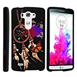 LG G3 Case, Slim Fit Snap On Cover with Unique, Customized Design for LG G3 (D850, D851, D855, VS985, LS990, US990) by MINITURTLE - Dreamcatcher