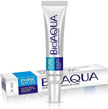 MOGOI crema de acné natural, gel de manchas, crema hidratante ...