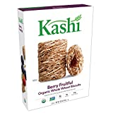 Cheap Kashi, Breakfast Cereal, Organic Berry Fruitful, Non-GMO Project Verified, Bulk Size, 187.2 Ounces (Pack of 12, 15.6 oz Boxes)