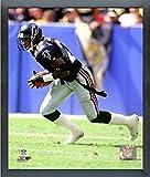 "Deion Sanders Atlanta Falcons NFL Action Photo (Size: 12"" x 15"") Framed"