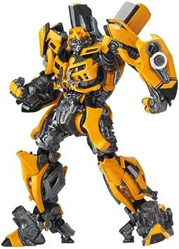 SCI-FI Revoltech Transformers oscuro de la Luna abejorro no escala ...