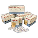 American White Cross First Aid Brand Plastic Bandages 3/4