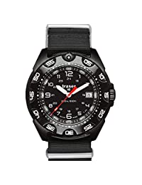 Traser Tornado Pro Sport Watch with Sapphire Crystal and Black NATO Strap 105475