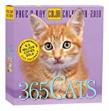 365 Cats Page-A-Day Calendar 2010 (Color Page-A-Day(r) Calendars)