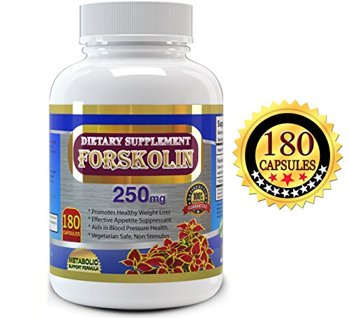 Forskolin Extract Serving Capsules Experience