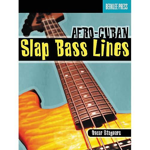 Afro-Cuban Slap Bass Lines (Book/CD) Pack of 2