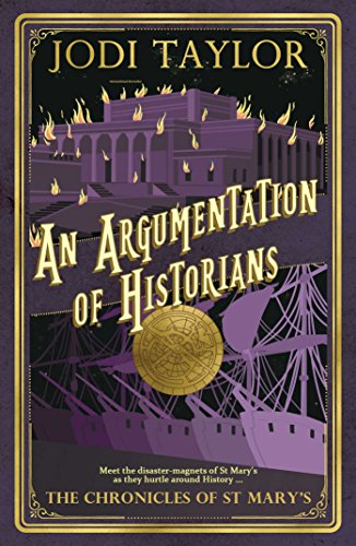 Amazon an argumentation of historians the chronicles of st an argumentation of historians the chronicles of st marys book nine by taylor fandeluxe Images
