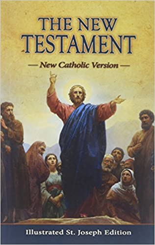 Ebooks New Testament: Good News Translation/Saint Joseph Pocket Edition Download PDF