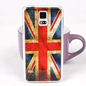 QHY Samsung S5 I9600 compatible Graphic/Transparent Plastic Back Cover