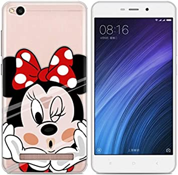 PREVOA Colorful Silicona Funda Cover Case para Xiaomi Redmi 4A ...