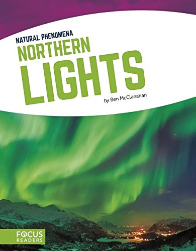 Northern Light Solar Flare