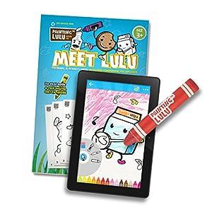 paper to digital coloring pack coloring book crayon stylus coloring app - Digital Coloring Book