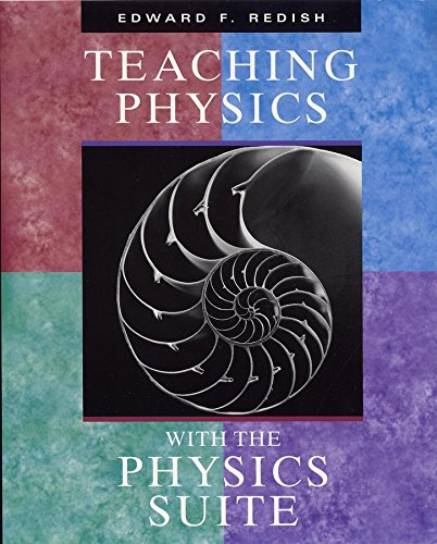 Teaching Physics with the Physics Suite CD