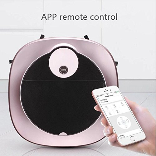 JJYJQR Robot Aspirador Smartphone Wifi App Robot De Control ...