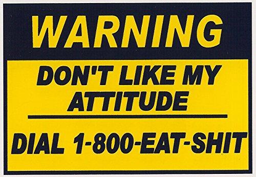 Attitude Magnet - 3